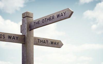 Hvor vil du hen? Hvad vil du?
